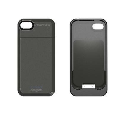 Energizer AP1201 PowerSkin Case iPhone + Thuislader