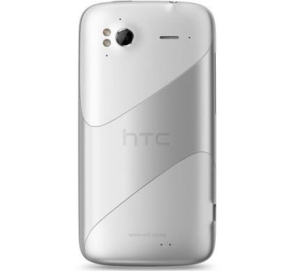 HTC Sensation Ice White