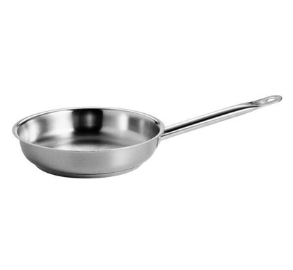 Fissler Original-Profi Collection Frying Pot Ø 28 cm Stainless Steel 18//10