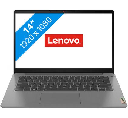 Lenovo IdeaPad 3 14ALC6 82KT00BKMH, 16 GB RAM, 512 GB SSD, 14 inch scherm