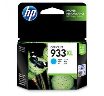 HP 933XL Officejet Ink Cartridge Cyaan (CN054AE)