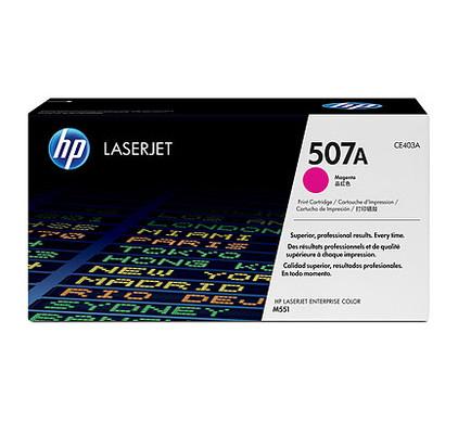 HP 507A LaserJet Toner Magenta (CE403A)