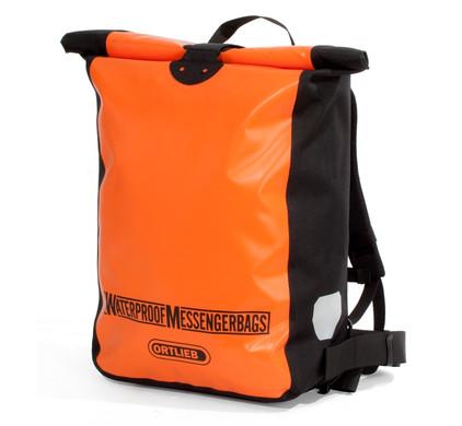 Ortlieb Messenger Bag Orange/Black
