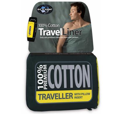 Sea to Summit Cotton Travel Liner Traveler