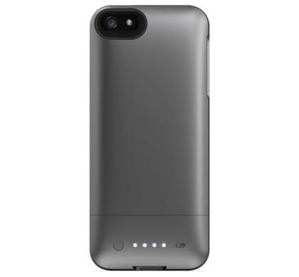 mophie Juice Pack Helium Apple iPhone 5 / 5S Zwart