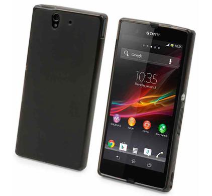 Muvit Minigel Case Sony Xperia Z Black