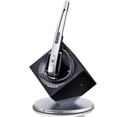 Sennheiser headset + Standard DHSG Adapter Cable EHS