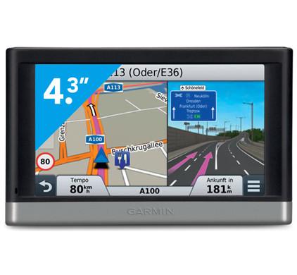 Garmin Nuvi 2498 LMT D- DAB live traffic Navigatie