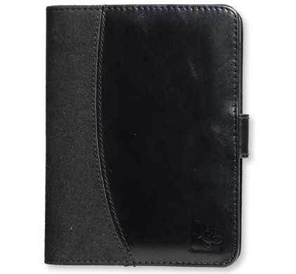 Gecko Covers Leather Case Kobo Glo Black