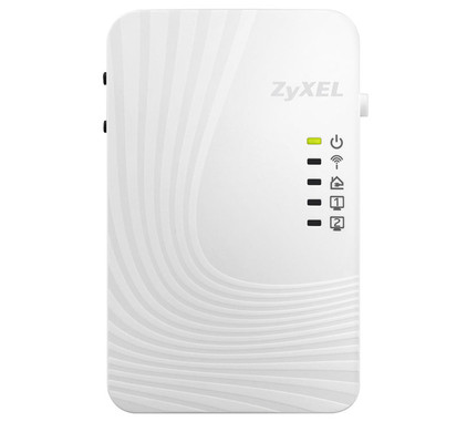 ZyXEL PLA4231 - 500 Mbps Wireless N300 Mini Powerline Adapter