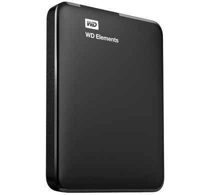 WD Elements Portable 2 TB + Tas