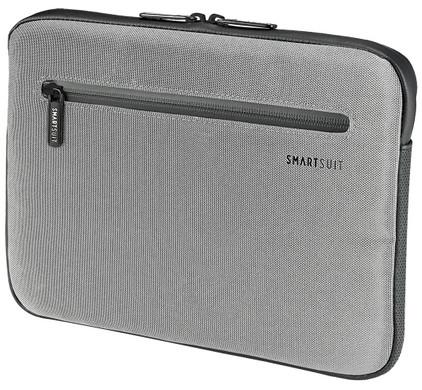"SmartSuit Sleeve 10,1"" Zilver + HDMI-kabel"