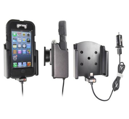 Brodit Houder iPhone 5 + Case