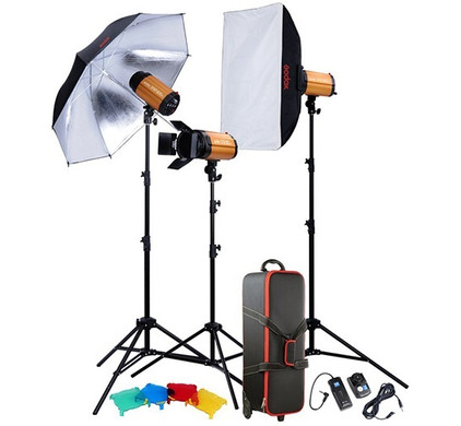 Godox Studio Smart Kit 250SDI-D
