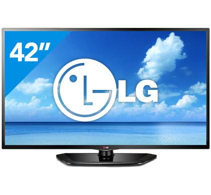 Hedendaags LG 42LN5708 - Coolblue - Voor 23.59u, morgen in huis OM-99