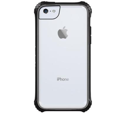 Griffin Survivor Clear Clove Apple iPhone 5C Black/Clear