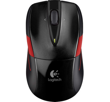 Logitech Wireless Mouse M525 + Muismat