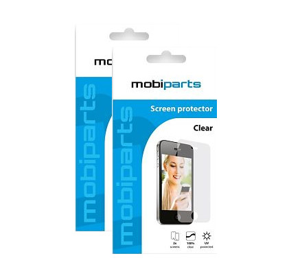 Mobiparts Screenprotector Sony Xperia X Duo Pack