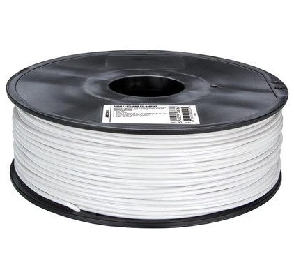Velleman ABS Witte Filament 3 mm (1 kg)