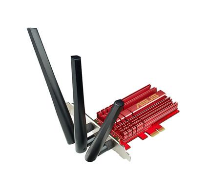 Asus PCE-AC68 PCI-e x1