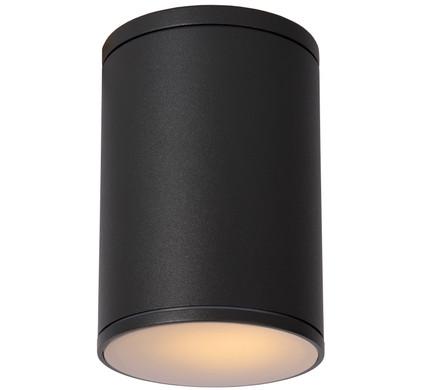 Lucide Tubix Plafondlamp Antraciet