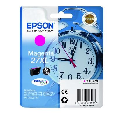 Epson 27XL Cartridge Magenta C13T27134010