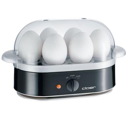 Cloer Eierkoker 6090 Zwart
