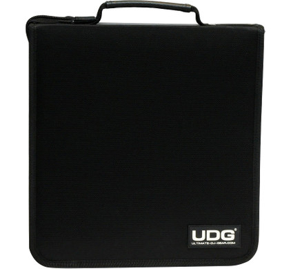 UDG Ultimate CD Wallet 128 zwart