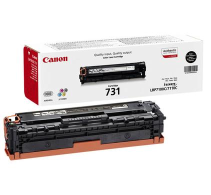 Canon 731BK Toner Zwart XL (6273B002)