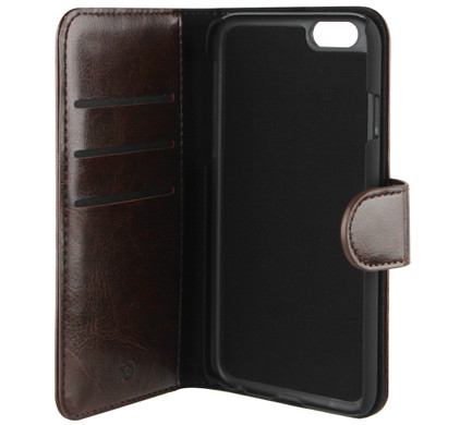 Xqisit Wallet Case Eman iPhone 6/6s Bruin