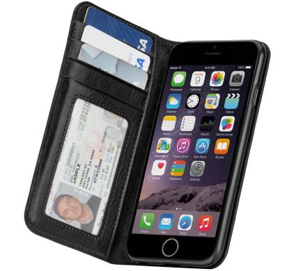 Case-Mate Wallet Folio Case Apple iPhone 6 Zwart