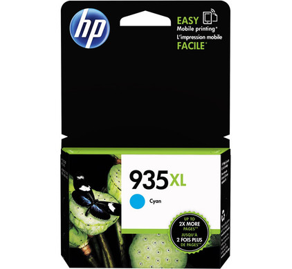 HP 935XL Cartridge Cyaan (C2P24AE)