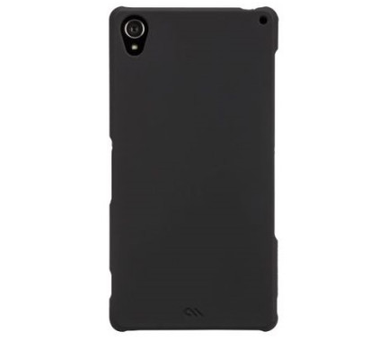 Case-Mate Barely There Case Sony Xperia Z3 Zwart