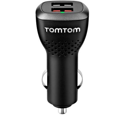 TomTom Multi Autolader + Navigatie Tas (5 inch)