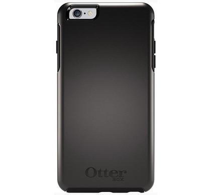 OtterBox Symmetry Case Apple iPhone 6 Plus/6s Plus Zwart