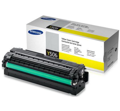 Samsung CLT-Y506L Toner Geel XL