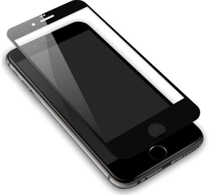 Pavoscreen Glass Screenprotector Apple iPhone 6/6s Zwart