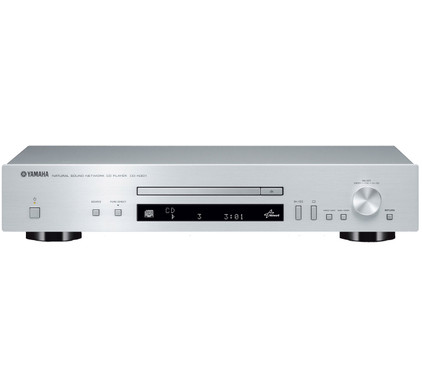Yamaha CD-N301 Zilver