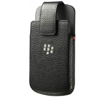 BlackBerry Classic Swivel Holster Zwart