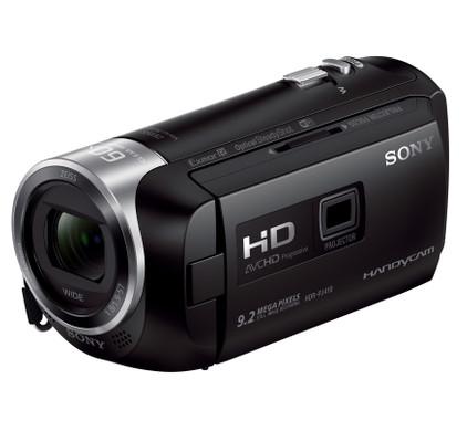Sony HDR-PJ410 Black Main Image