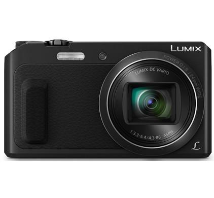 Panasonic Lumix DMC-TZ57 zwart