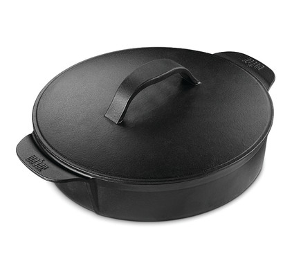 Weber GBS Dutch oven Main Image