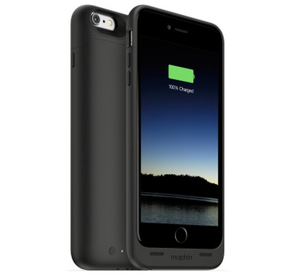 Mophie Juice Pack Apple iPhone 6 Plus/6s Plus Zwart