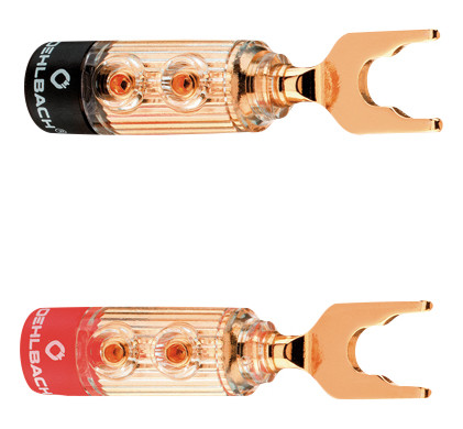Oehlbach XXL Fusion Lug vorkstekkers (4 stuks)