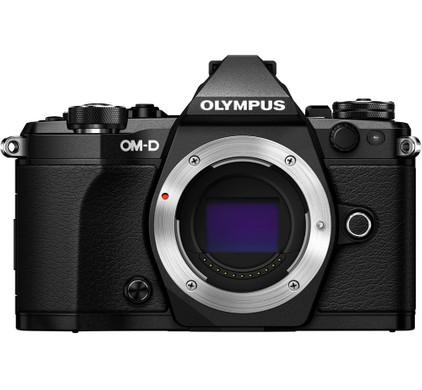 Olympus OM-D E-M5 mark II body zwart Main Image