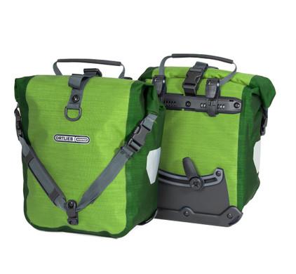 Ortlieb Sport-Roller Plus QL2.1 Lime/Moss-Green (paar)