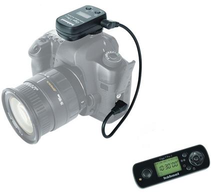 Giga T Pro II Wireless Timer Remote Canon