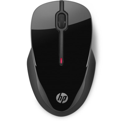 HP X3500 Draadloze Muis Zwart