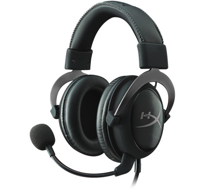 Kingston HyperX Cloud II Gray (Gunmetal) Main Image