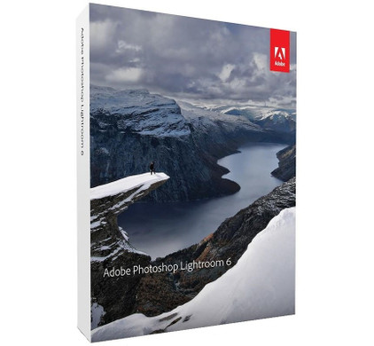 Adobe Photoshop Lightroom 6.0 NL